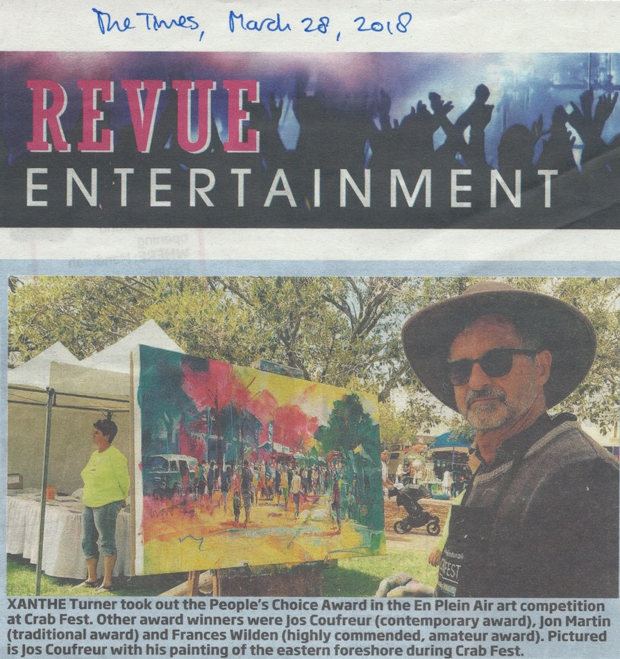 Mandurah Times, CrabFest March 2018 copy